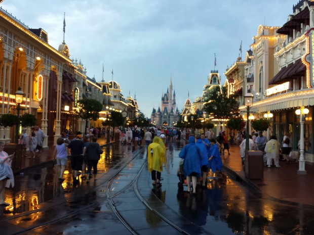 Main Street USA - Magic Kingdom