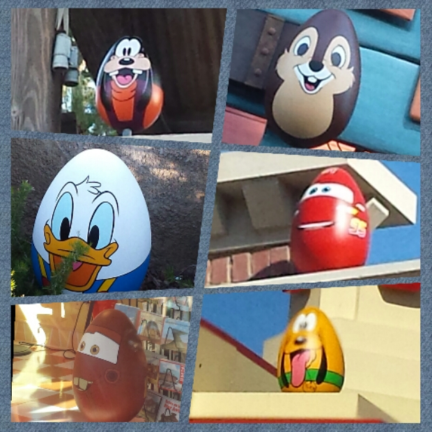 Disneyland Resort Egg-stravaganza of Recent Years