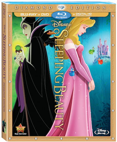 """Sleeping Beauty"" Diamond Edition Blu-ray, Digital HD & Disney Movies Anywhere to be released on October 7, 2014 (Disney Release)"