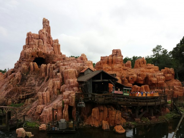 Big Thunder from the Liberty Belle