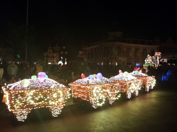 A mine train that is more my speed - Main Street Electrical Parade