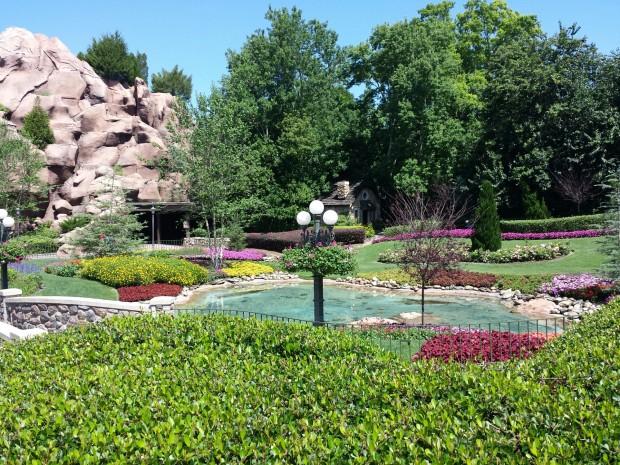Victoria Gardens - Canada - Epcot International Flower & Garden Festival