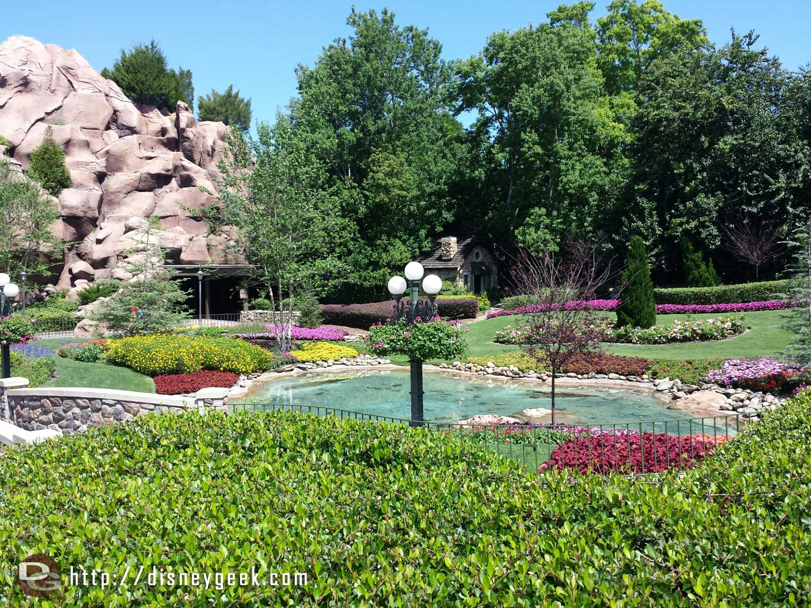 Victoria Gardens in Canada    –  Epcot International Flower & Garden Festival