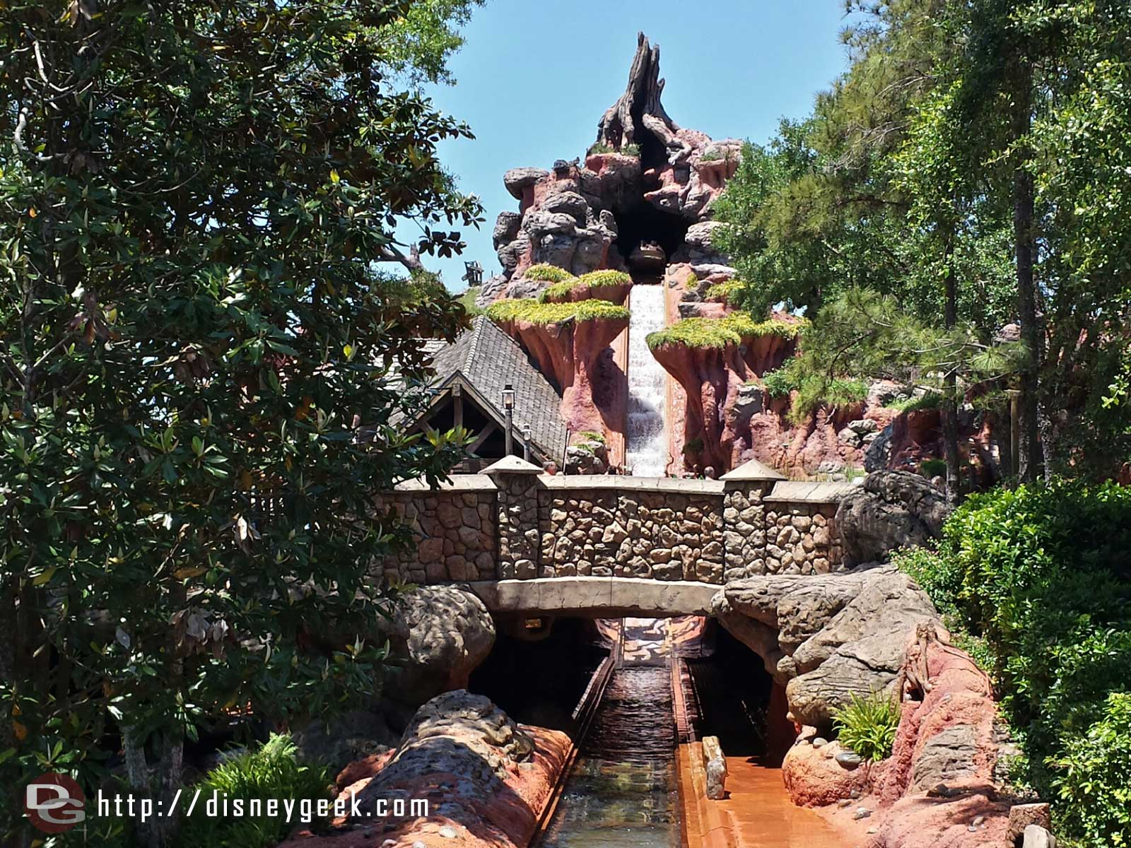Splash Mountain #WDW