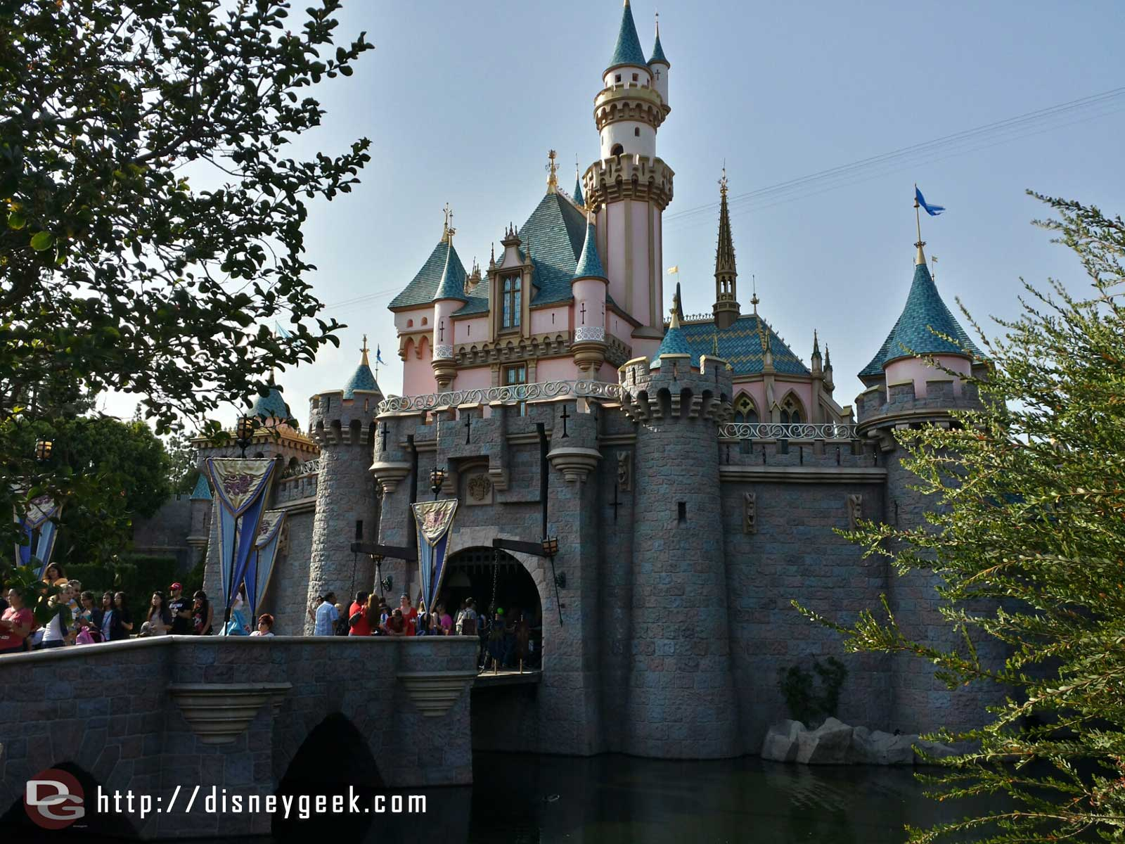 Sleeping Beauty Castle #Disneyland #Disney24  #DisneySide