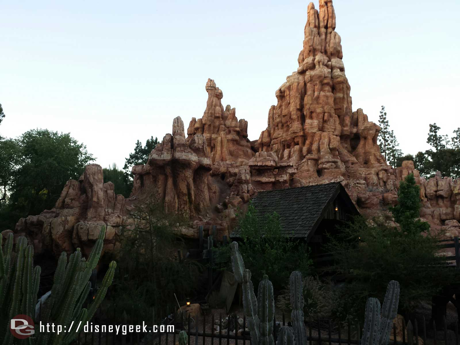 Big Thunder #Disneyland