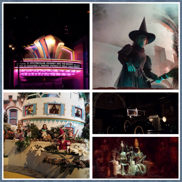 Speaking of the Great Movie Ride, some pics from a ride through