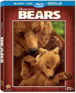 Disneynature Bears on Blu-ray, Digital HD, Disney Movies Anywhere and On-Demand August 12, 2014