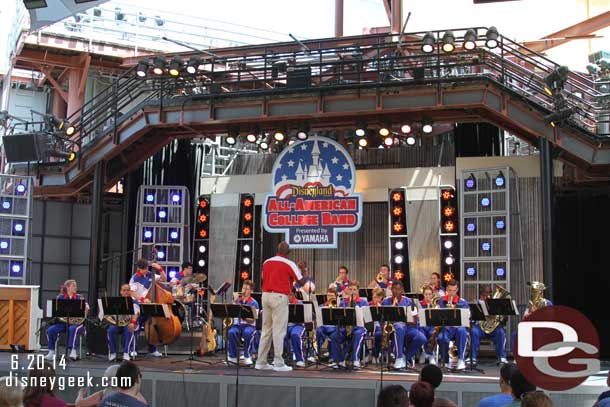 2014 Disneyland All-American College Band Information & Videos
