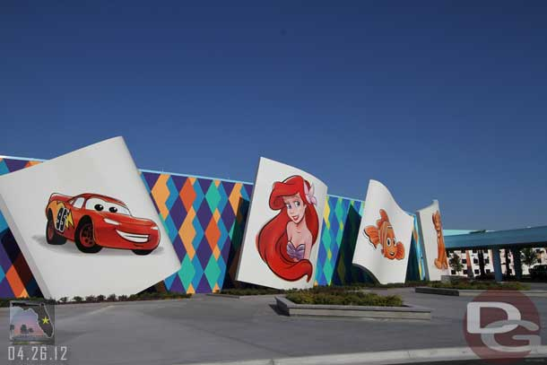 Disney's Art of Animation Resort at Walt Disney World (DisneyParks Videos & my pictures)