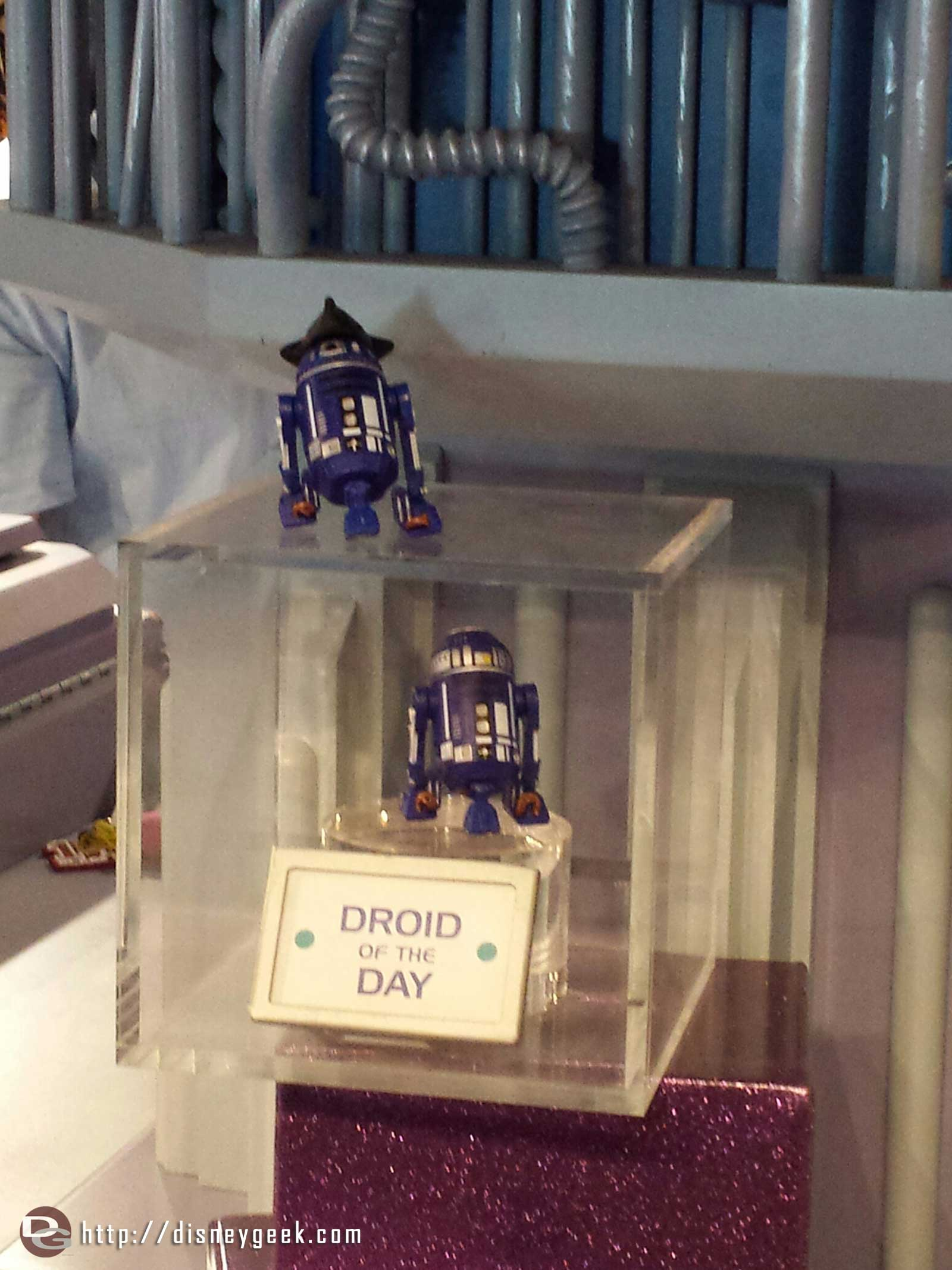 The droid of the day in the Star Trader