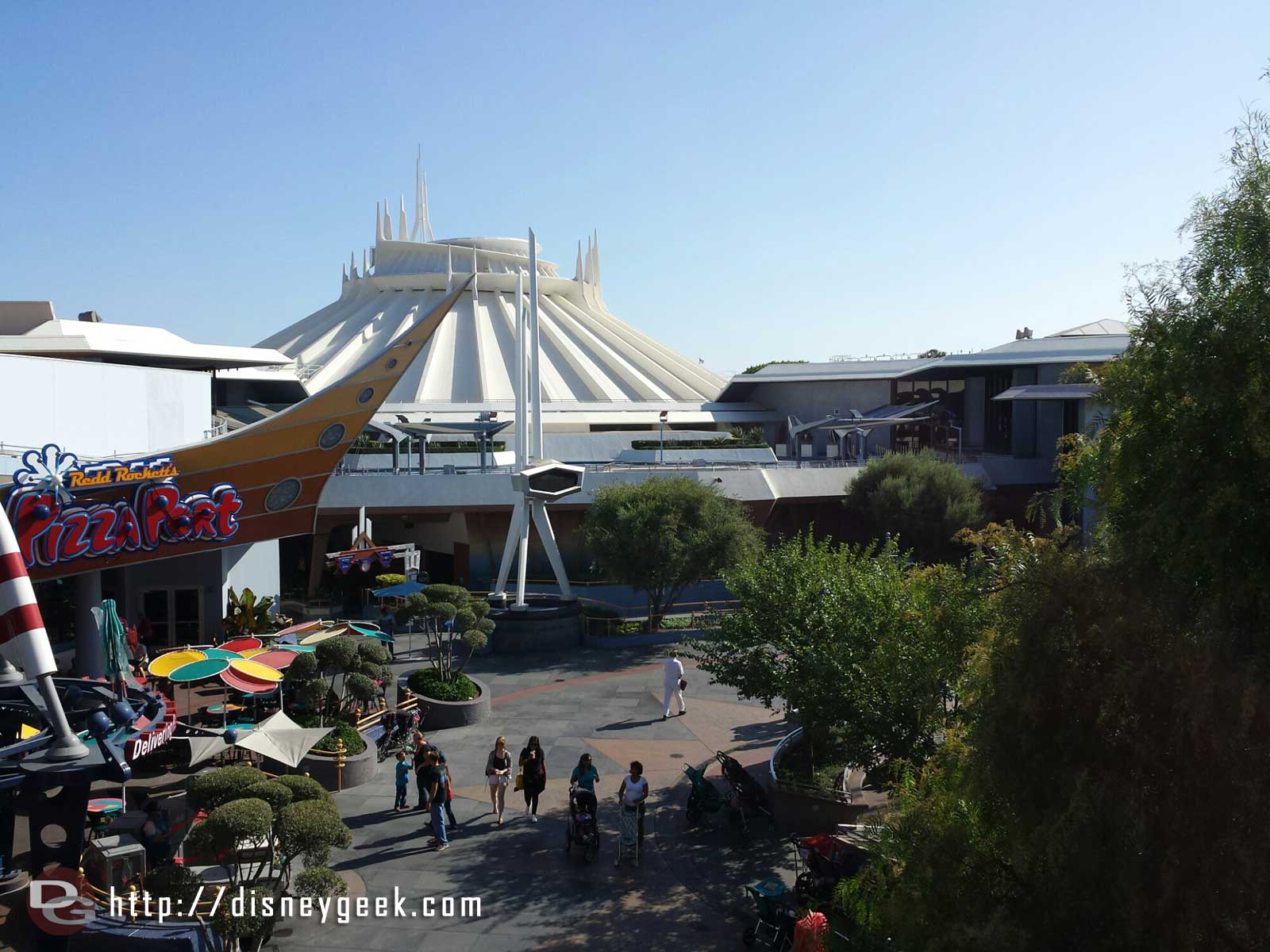 Tomorrowland from Innoventions
