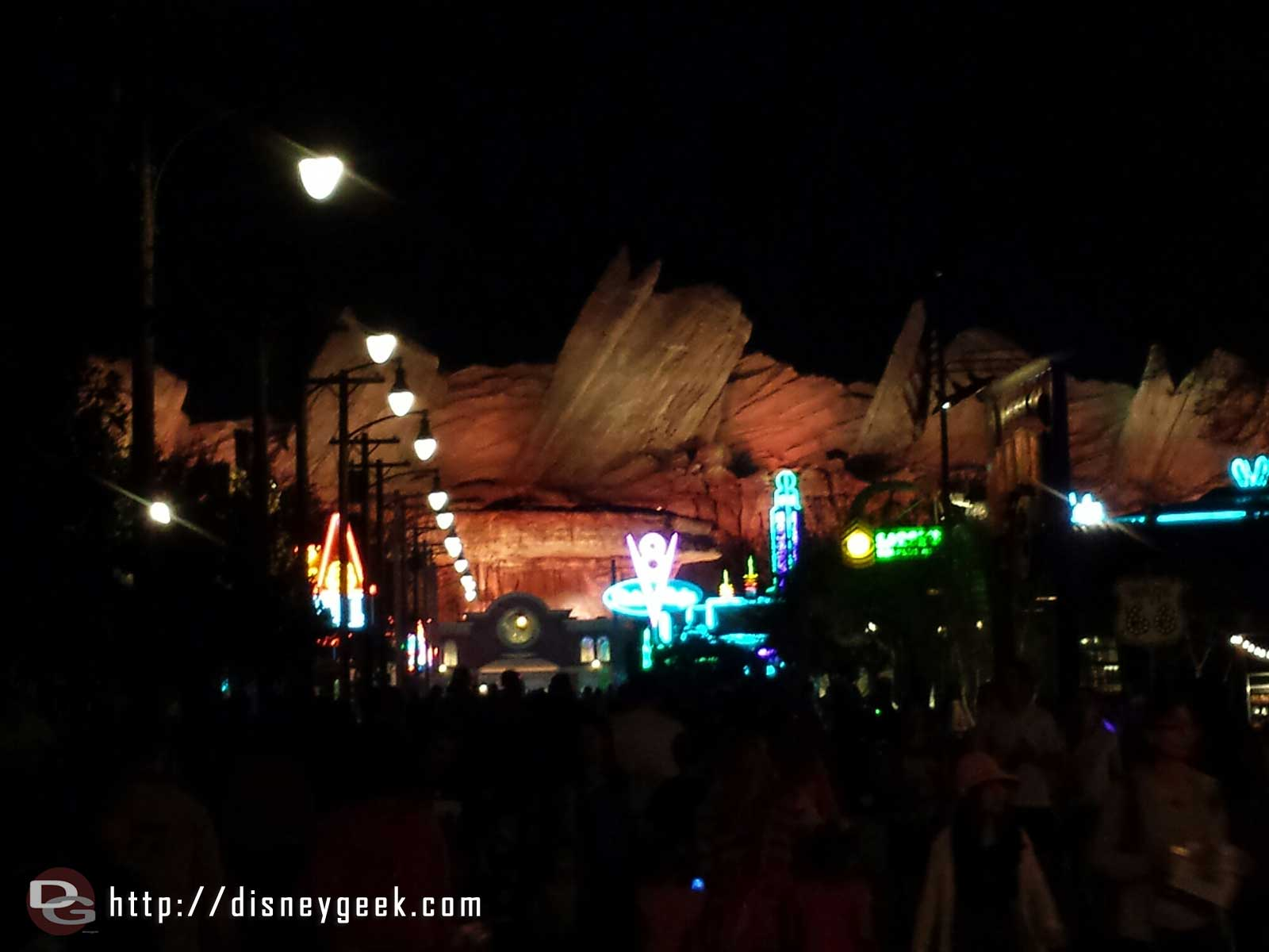 Route 66  #CarsLand