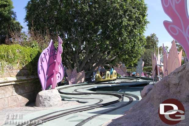 2011 Alice in Wonderland Outdoor Track