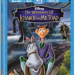 The Adventures of Icabod and Mr. Toad Blu-Ray August 12, 2014