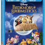 Bedknobs & Broomsticks on Blu-Ray August 12, 2014