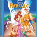Hercules Blu-Ray August 12, 2014
