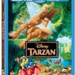 Tarzan on Blu-Ray August 12, 2014