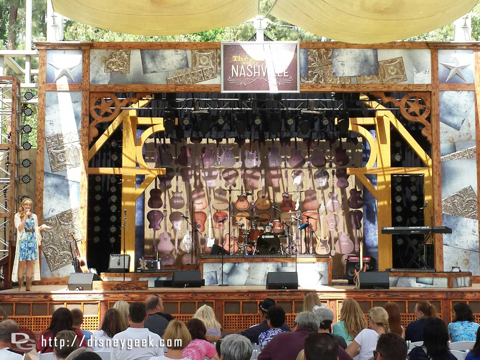 The Music of Nashville has moved into the Big Thunder Ranch Jamboree