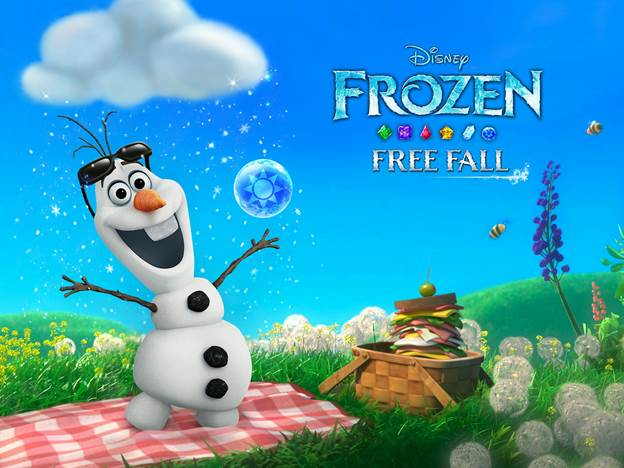 Summer Comes to Frozen Free Fall in Biggest App Update Yet  (Disney Release)