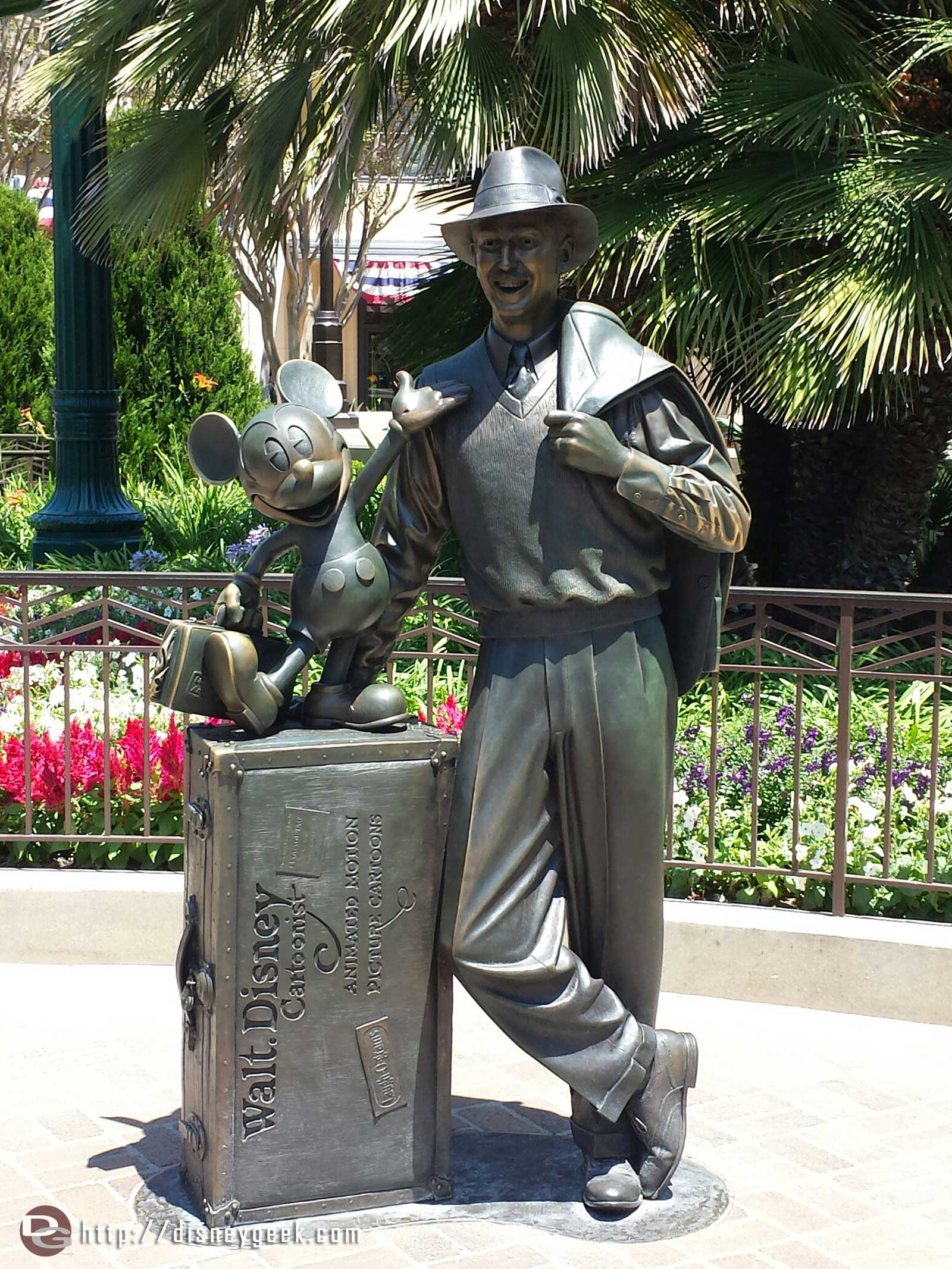 Walt & Mickey – Storytellers on #BuenaVistaStreet