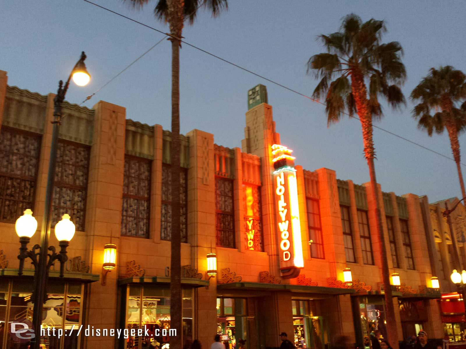 Gone Hollywood – Disney California Adventure