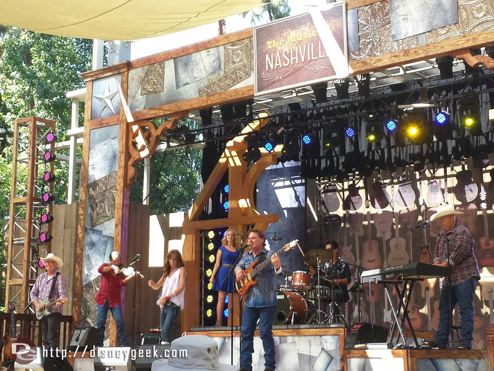 This is the last weekend to catch the music of Nashville at the Big Thunder Ranch Jamboree
