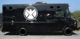 S.H.I.E.L.D. hits the ground in Hollywood – Today from 4pm-9pm