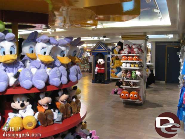 The Disney Store - Harrods - London England