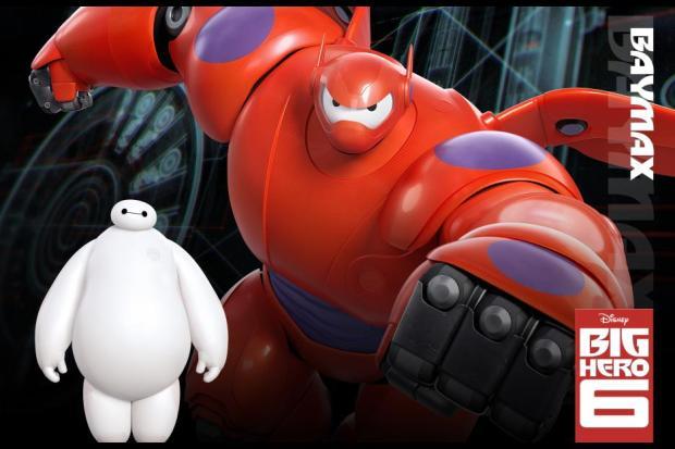 Disney's Big Hero 6 - Baymax