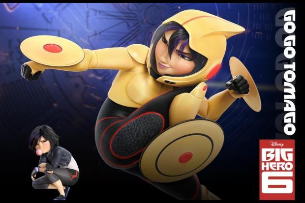 Disney's Big Hero 6 - gogotomago