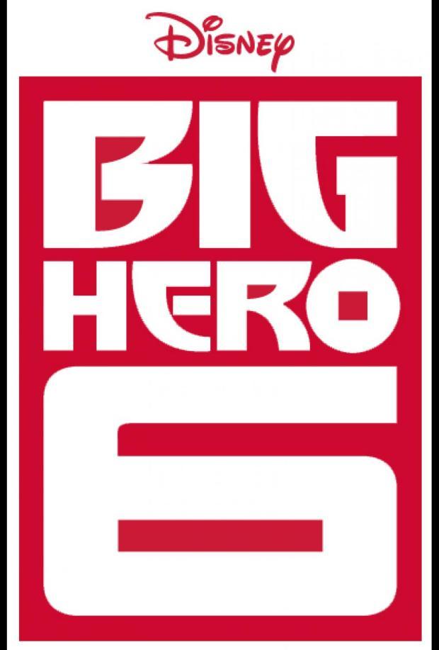 big Hero 6 - title