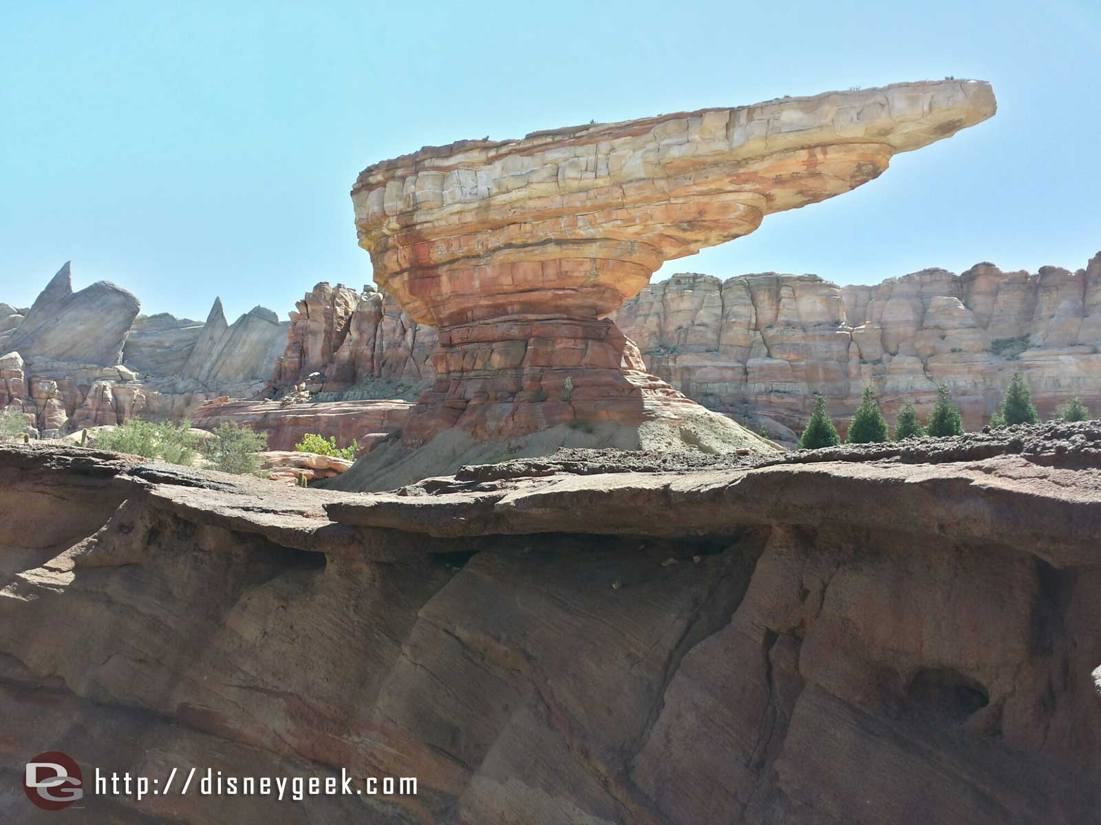 Ornament Valley #CarsLand
