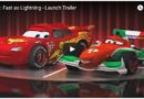 Gameloft and Disney Interactive Release Cars: Fast as Lightning for Smartphones and Tablets (Disney News Release)
