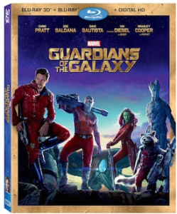 Guardians Of The Galaxy 3DComboPack