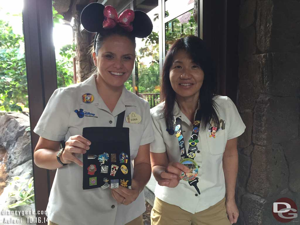 Guest Report @DisneyAulani – Day 1 – Arrivial and 1st Impressions – by Daynah