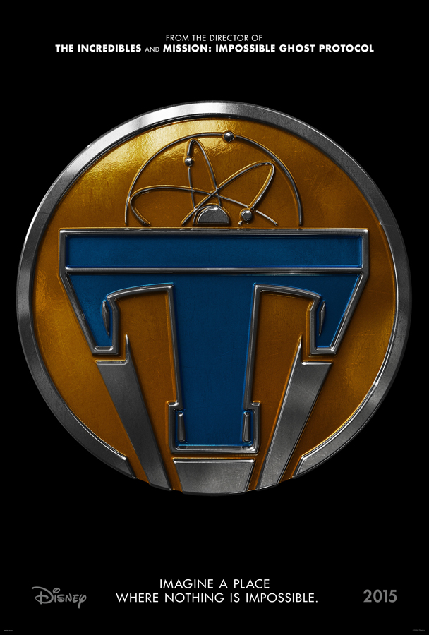 Tomorrowland Movie Teaser Trailer – Opens in theaters on May 22, 2015