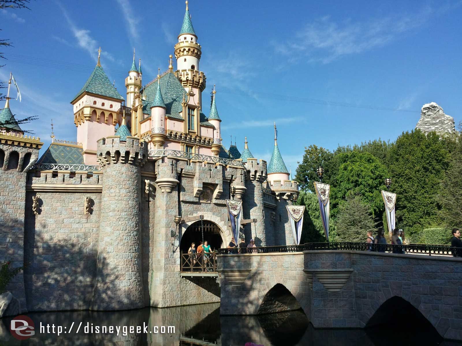 Sleeping Beauty Castle #Disneyland
