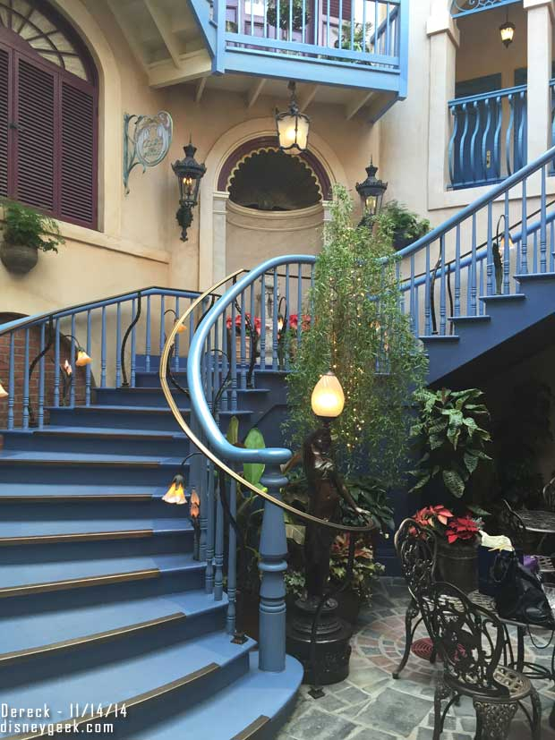 A visit to Disneyland's Club 33 (Guest Photo Blog)