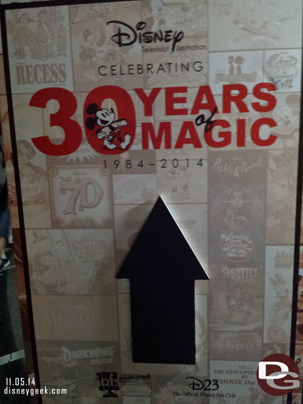 30 Years of Disney Television Animation Celebration hosted by @DisneyD23 & ASIFA – Report