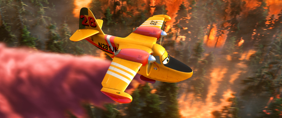Disney Planes Fire & Rescue on Blu-Ray/DVD/Digital HD (My 1st Impressions)
