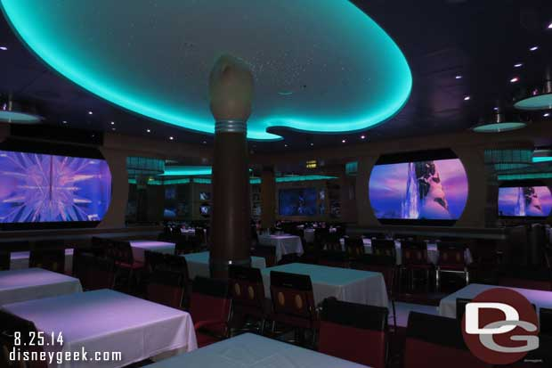 Disney Fantasy Animator's Palate - Frozen Meet & Greet