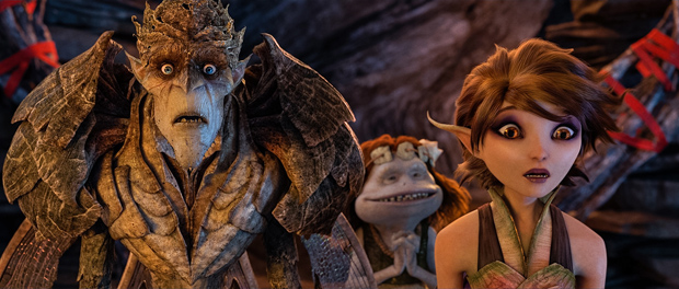 New animated film from Lucasfilm – Strange Magic – story by George Lucas (Disney Press Release)