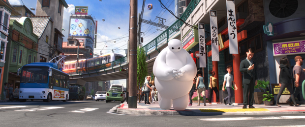 Big Hero 6 - Jason's 1st Impressions