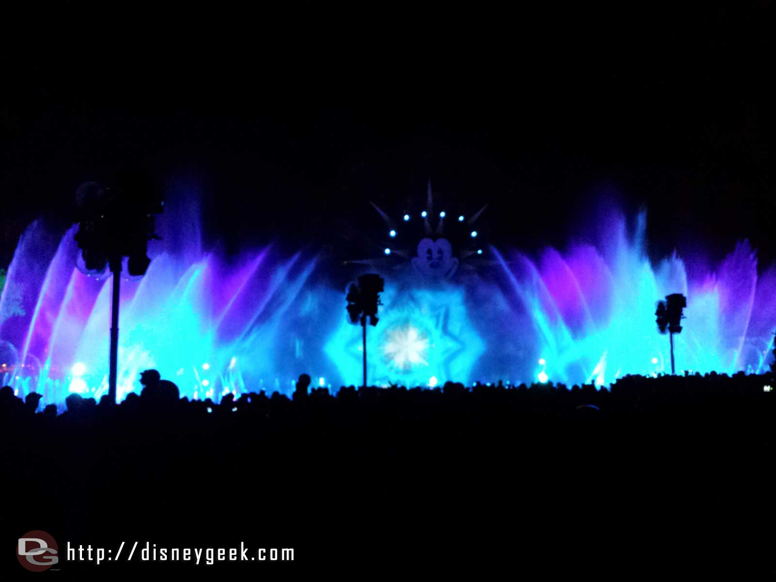 World of Color Winter Dreams – Let it Go