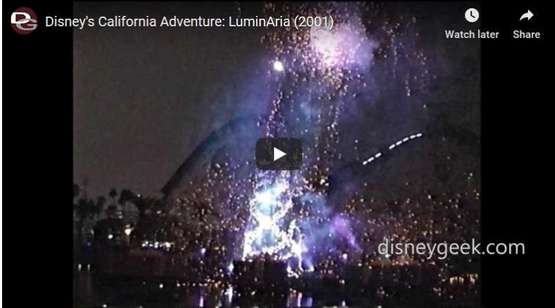 Disney's California Adventure - Luminaria