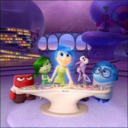 Disney/Pixar's INSIDE OUT Official Trailer & Info (Disney Release)