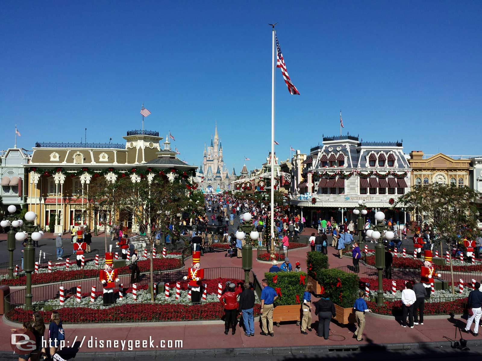 #WDW Town Square