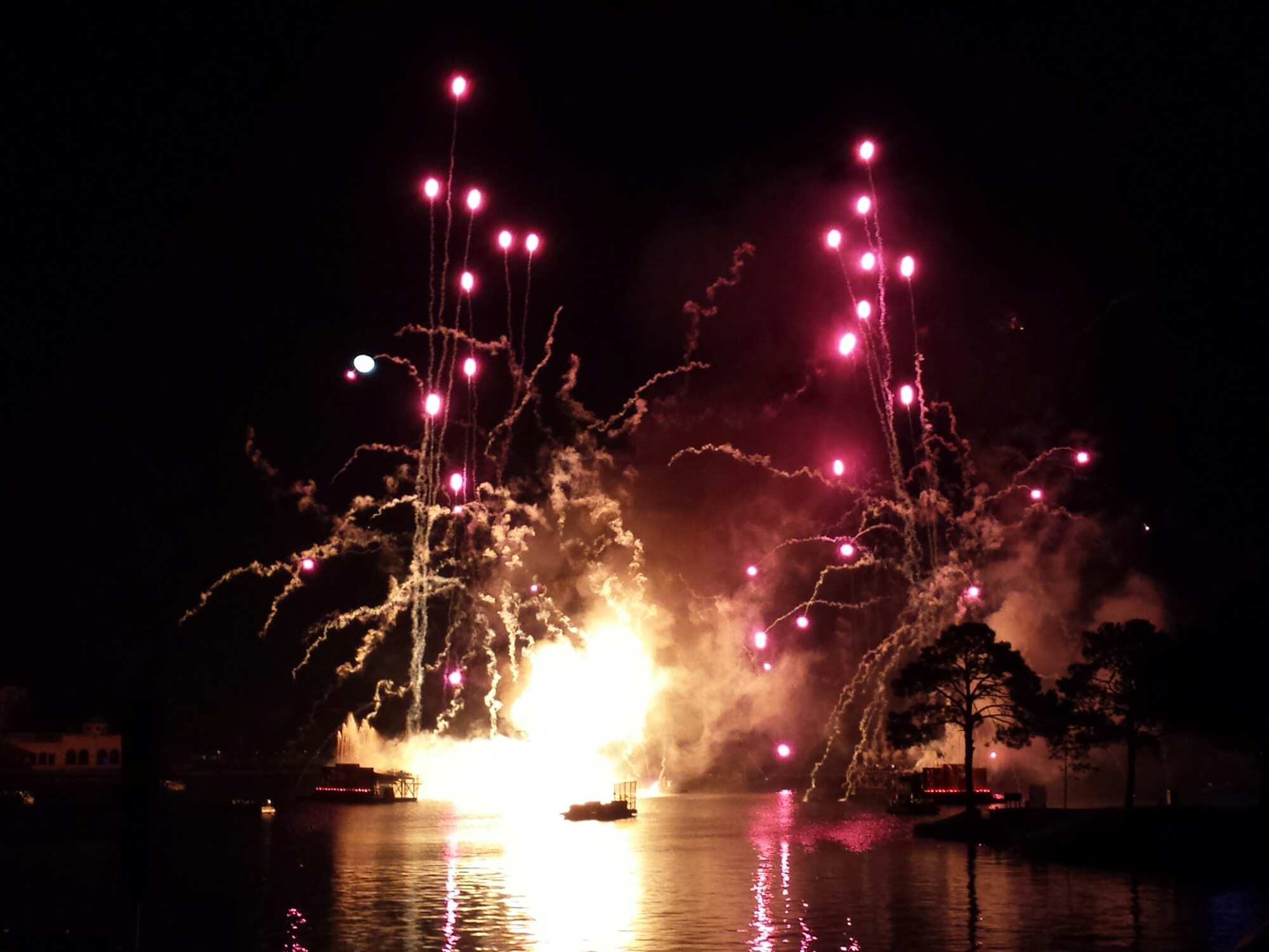 Time for Illuminations Reflections of Earth #Epcot
