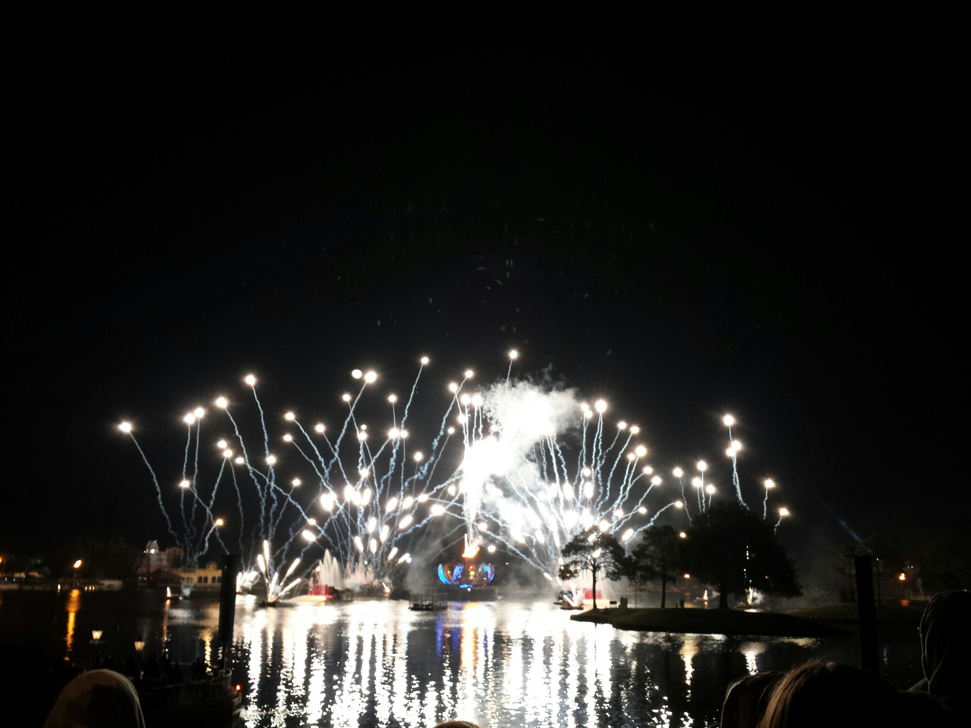 Illuminations Reflections of Earth finale #Epcot
